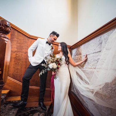 Trang & Alex's Wedding