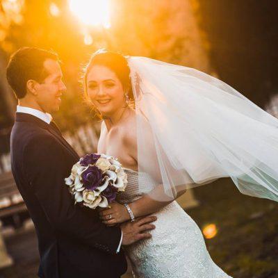 Chloë & Daniel's Wedding