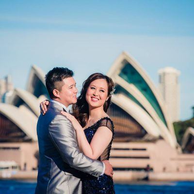 Ellen & Tony's Pre-wedding Session
