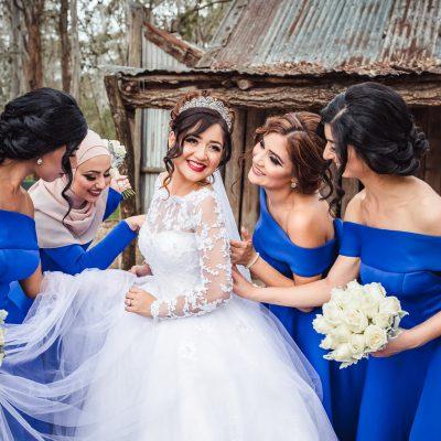 Tamana & Mustafa's Wedding