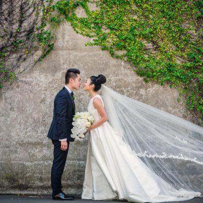 Ingrid & Lawrence Wedding
