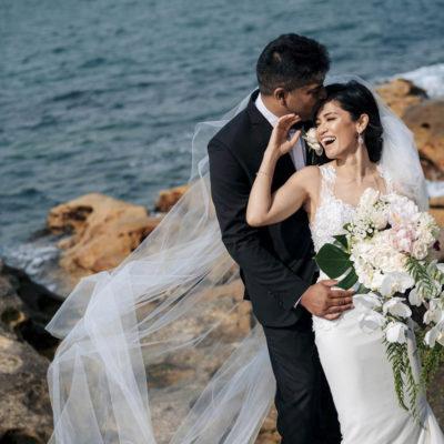 Shelloue & Tariq's Wedding